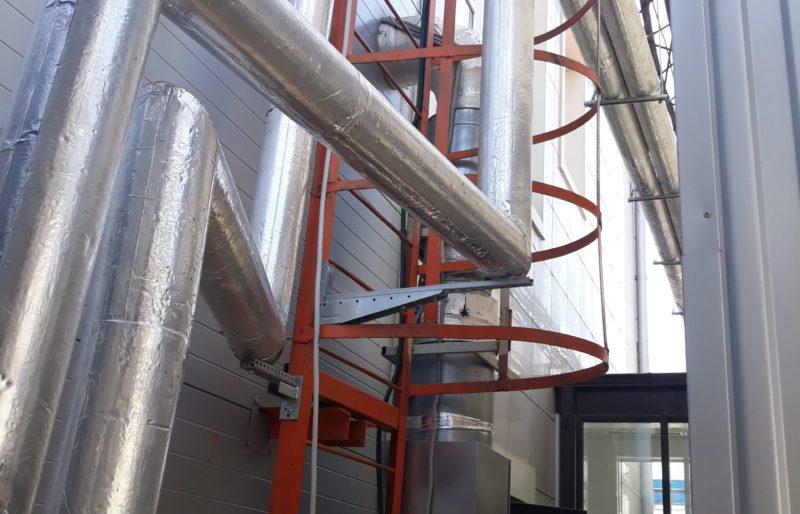 Монтаж водопровода открытым способом «MedLex»